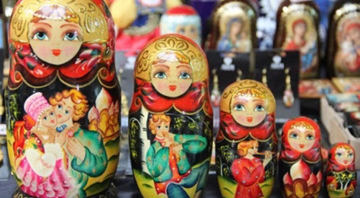 Arte da Rússia.