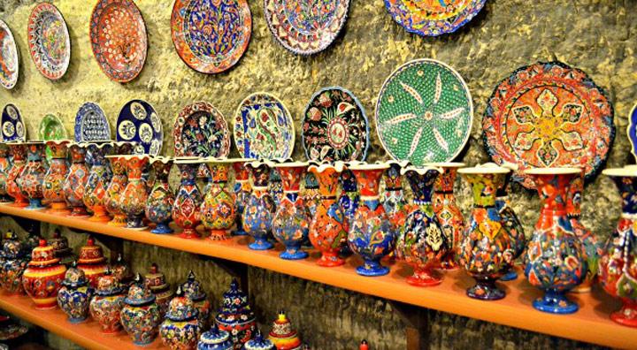 Arte da Turquia.